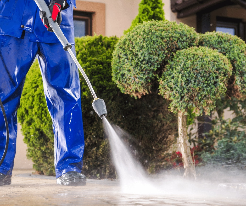 McDonough Driveway Cleaning